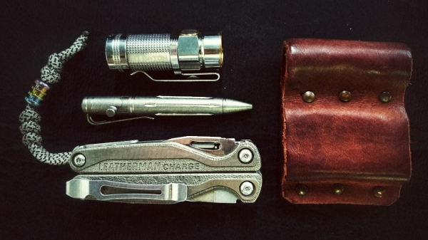 Rugged Titanium EDC