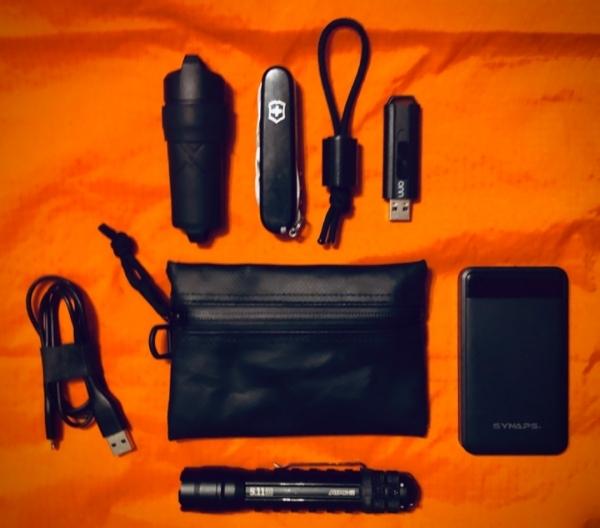 Blackout Aux. Essentials