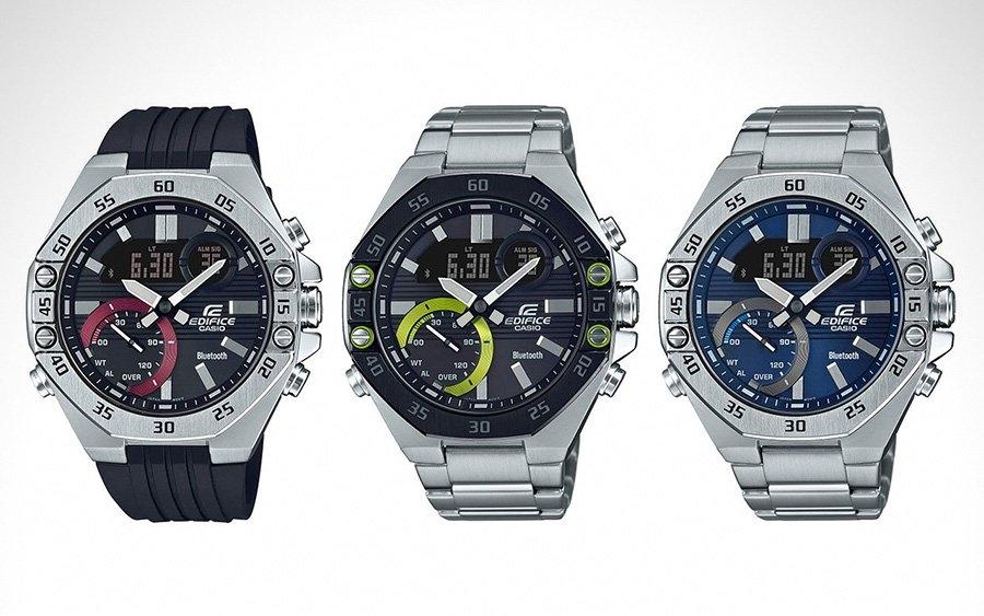 Casio Edifice ECB-10 Watches