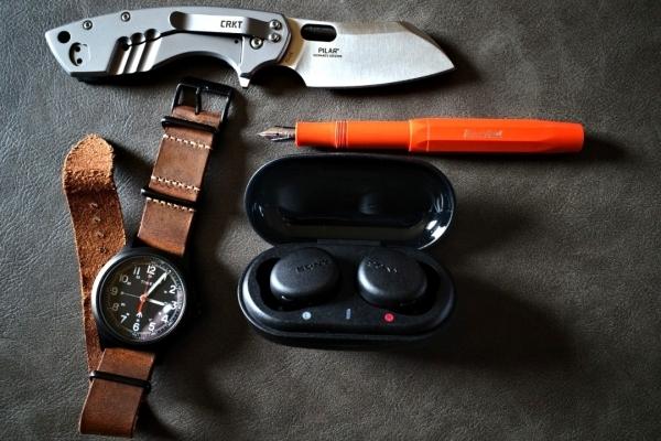 A Few Essentials EDC