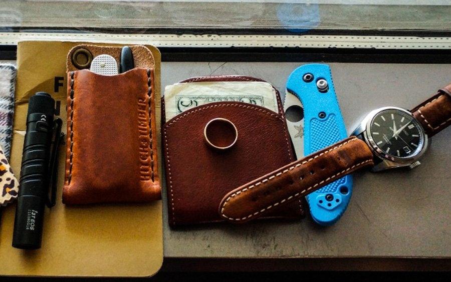 Trending: Col. Littleton Front Pocket Wallet