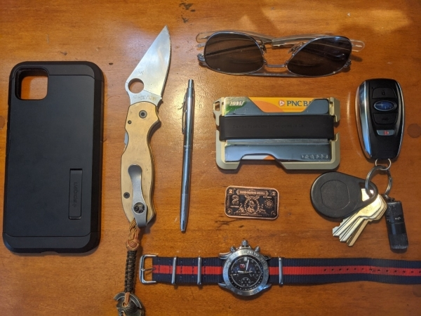 Updated Everyday Carry for Summer/Fall 2020