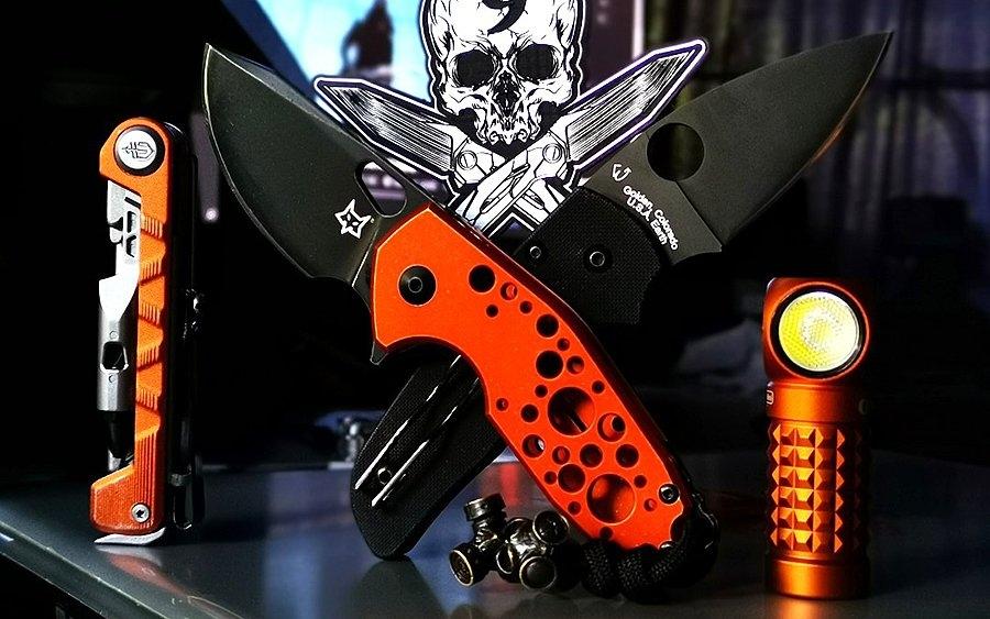 Trending: Fox Knives Vox Suru