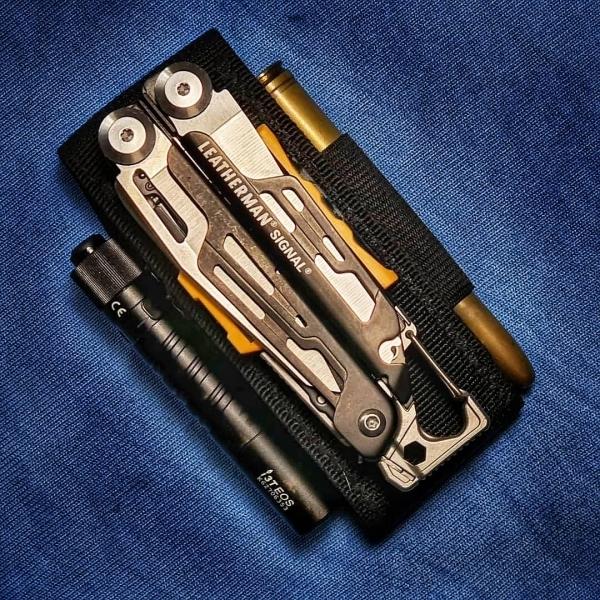 Minimalist pocket carry