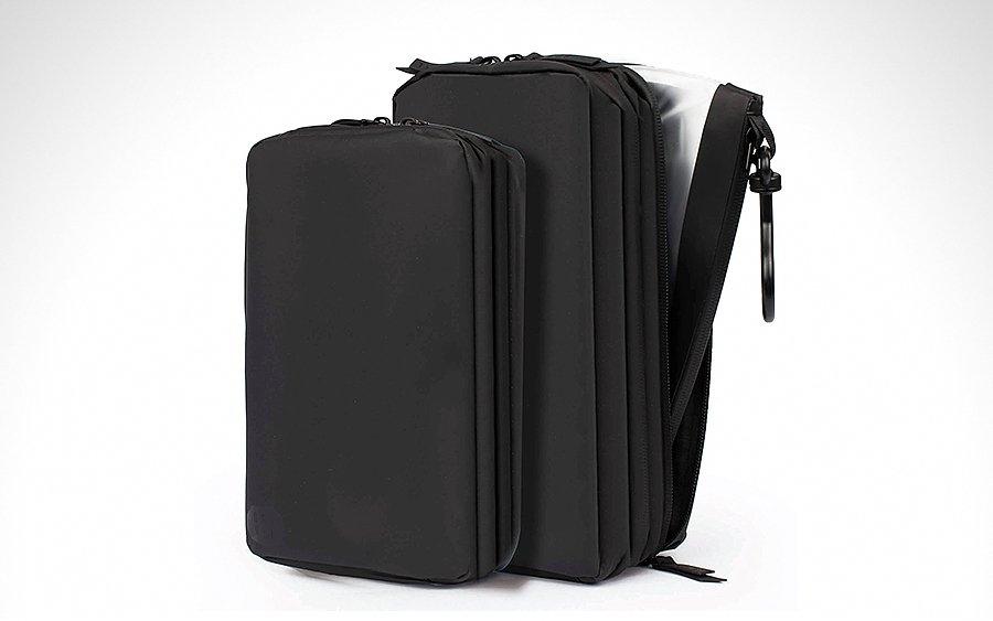 Gravel Explorer Toiletry Bags