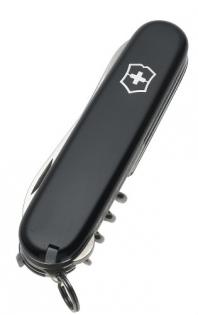 Victorinox Swiss Army Compact Pocket Knife Black