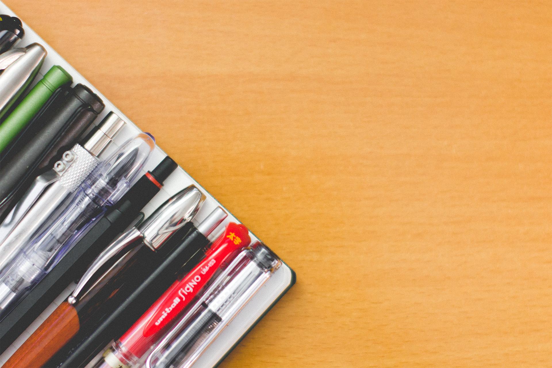 The Best EDC Pens