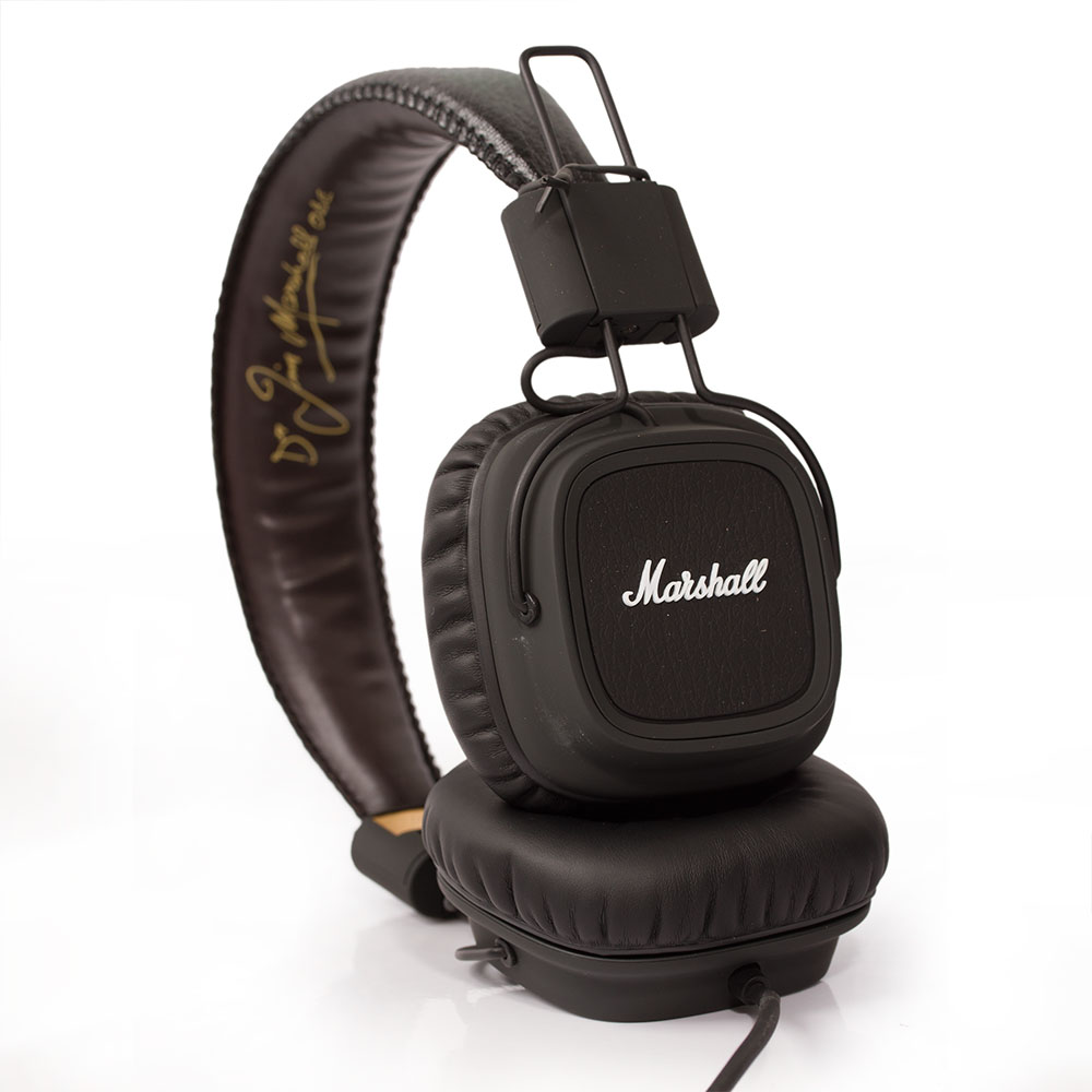 Marshall Major Headphones Black Everyday Carry Is Edc