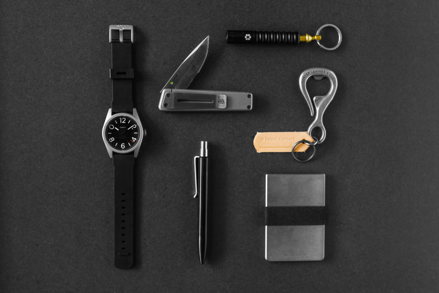 Everyday Carry Presents: The Best of Huckberry