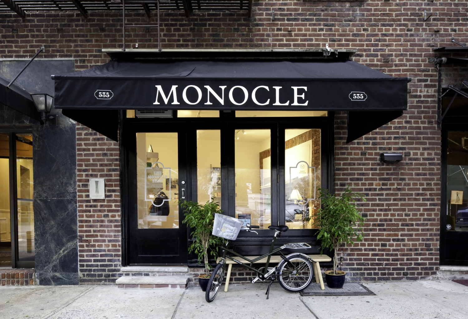 Shop Here: Monocle, NYC