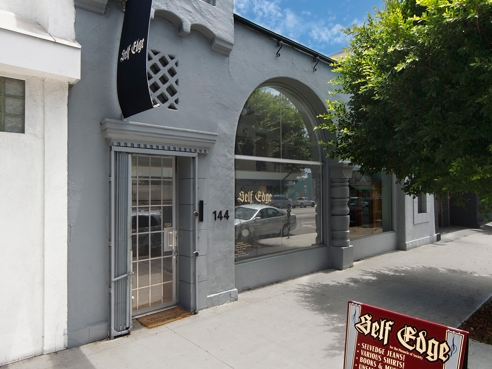 Shop Here: Self Edge LA