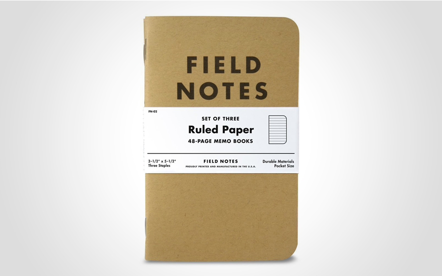 Field Notes Kraft