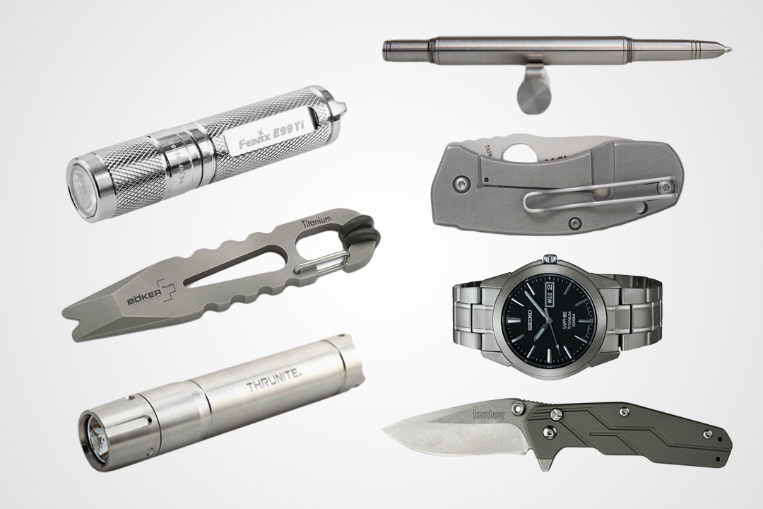 Obtainium: Affordable Titanium Essentials