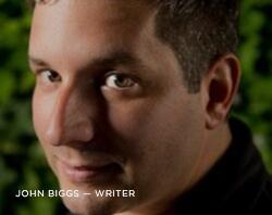 Interview: John Biggs, Writer