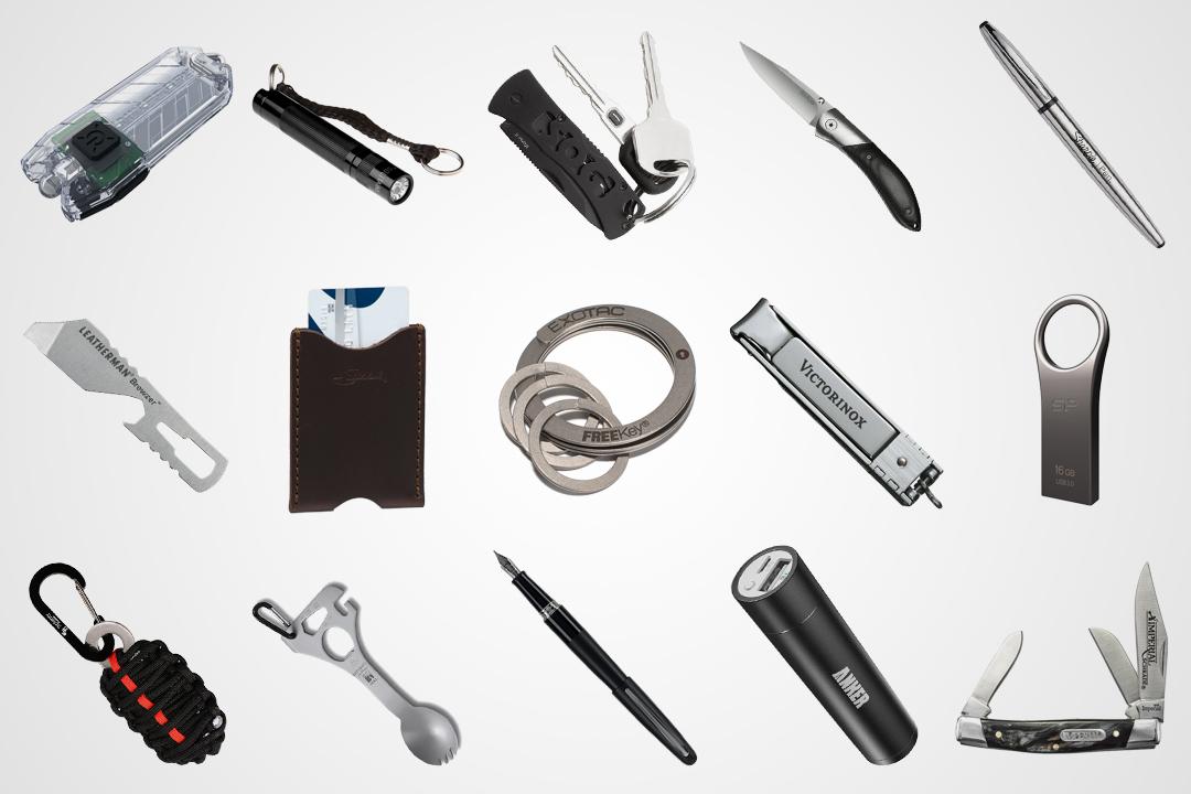15 More EDC Essentials Under $15