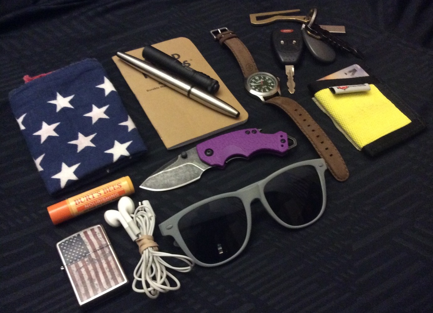 Pocket Dump The Everyday Carry Items That Define Your Life