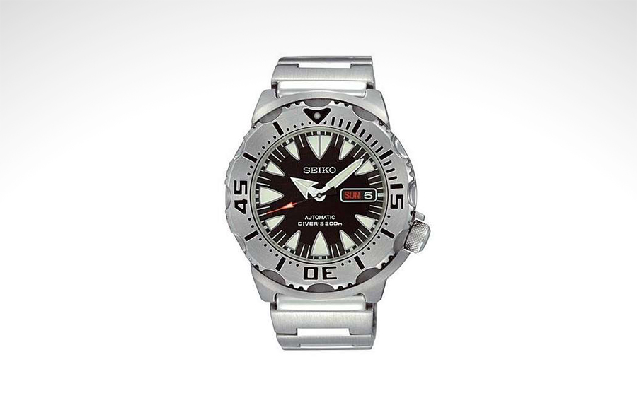 Seiko Monster Dive Watch