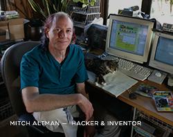 Interview: Mitch Altman, Inventor