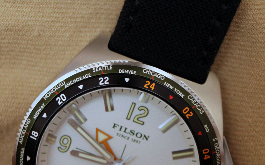 Filson Journeyman GMT