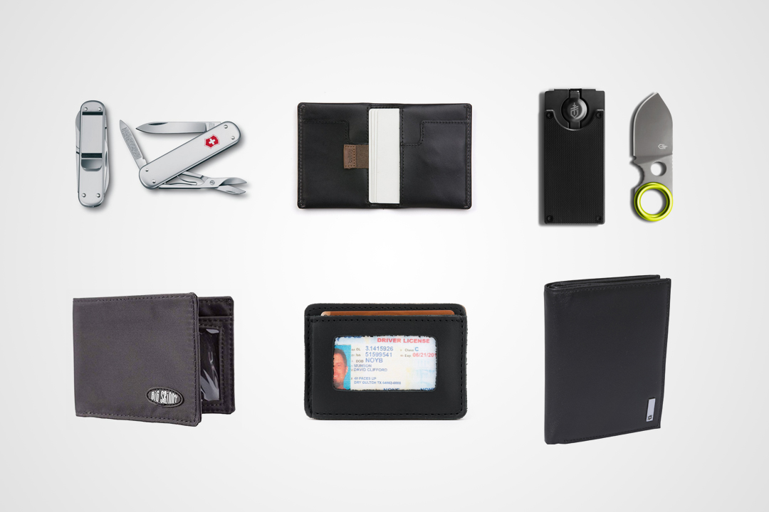 The Top 6 Front Pocket Wallets for EDC