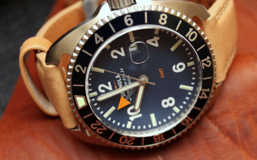 Shinola Rambler GMT Review