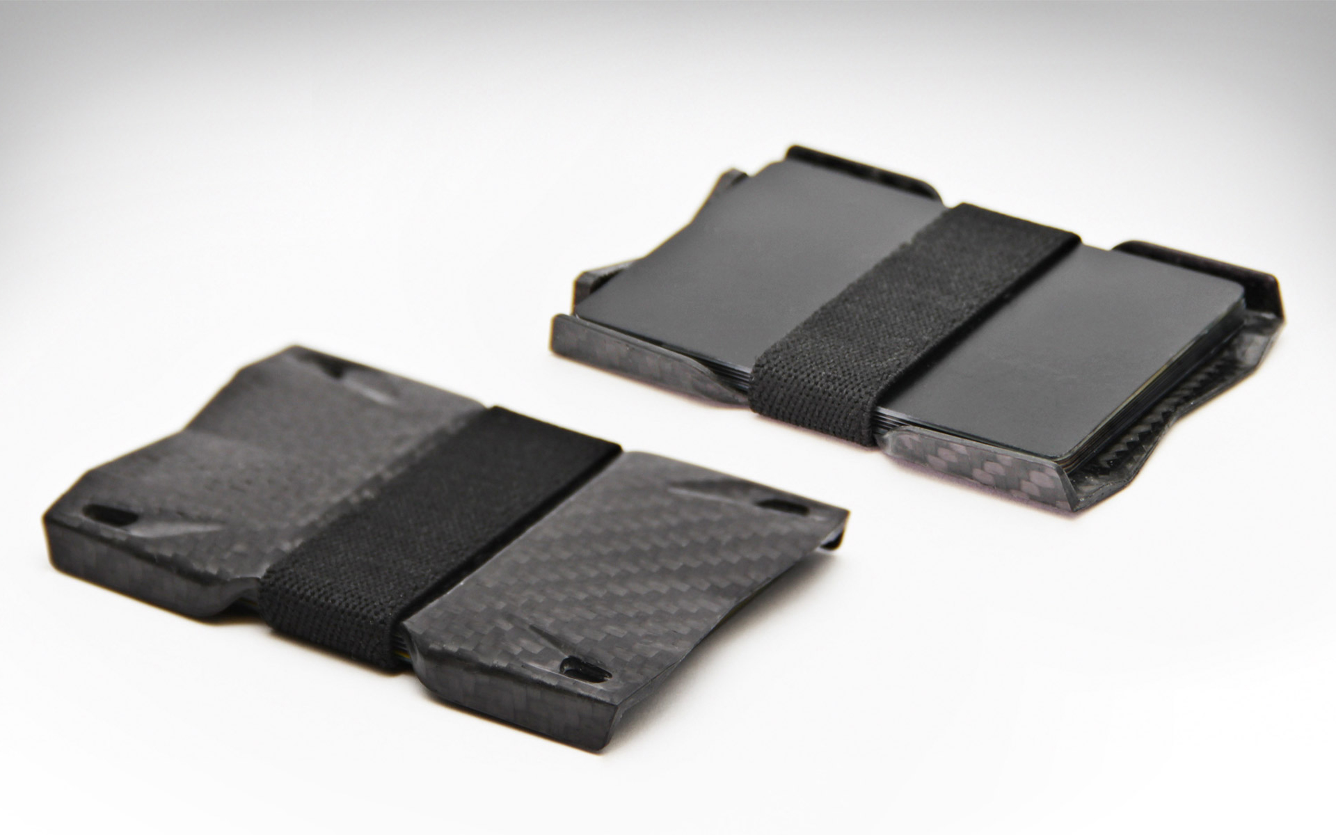 Carbonbuilt 01W Carbon Fiber Wallet
