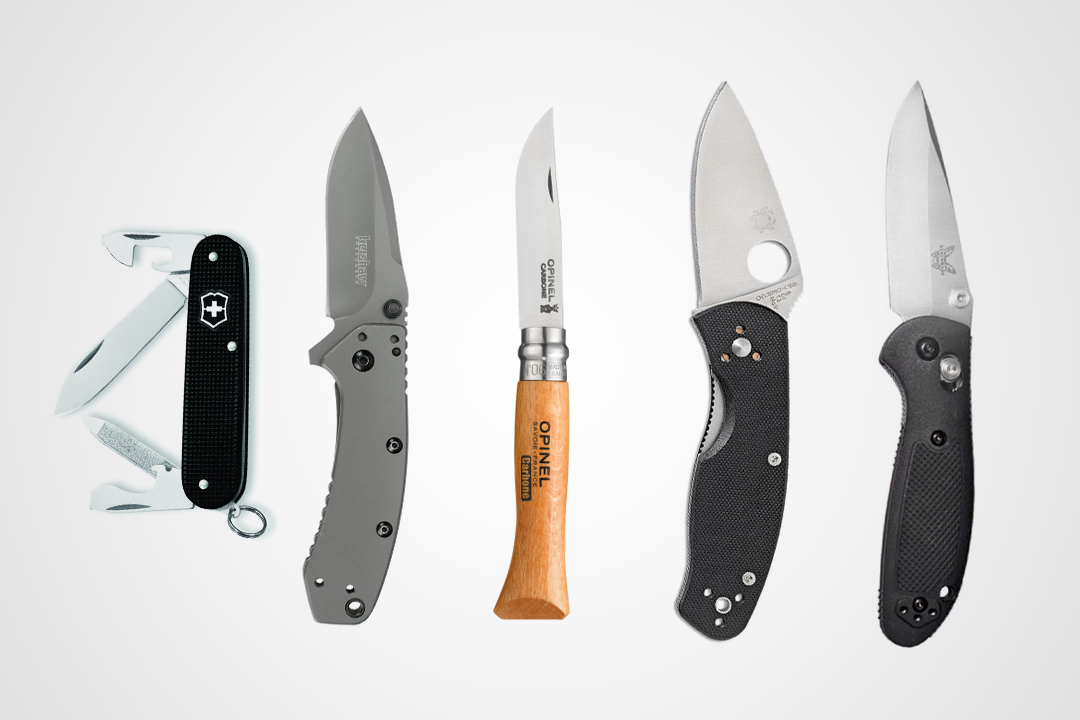 The 5 Best EDC Knives on a Budget