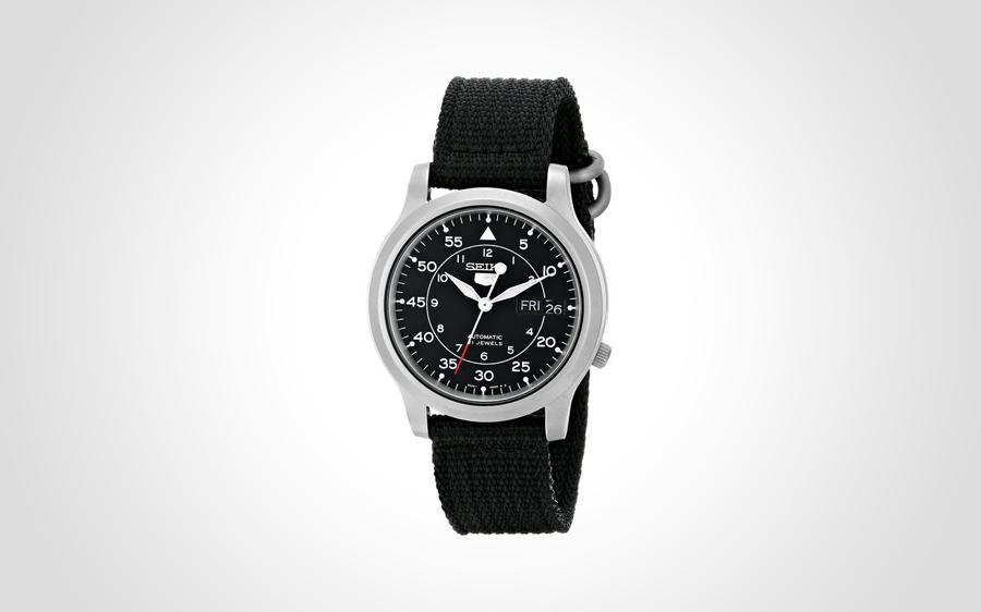 Seiko 5 Automatic Field Watch