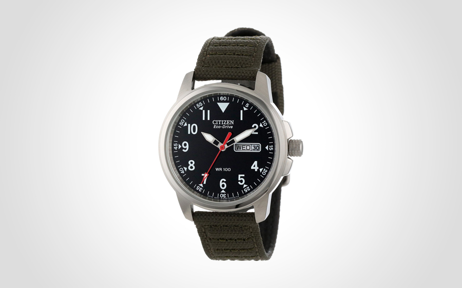 Citizen Eco Drive Military Watch