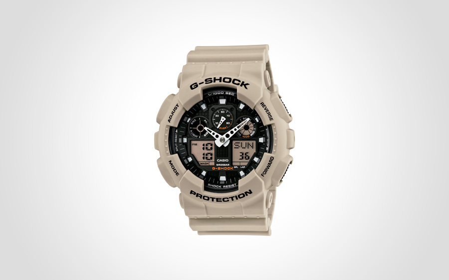 Casio G-Shock GA100SD Digital Watch