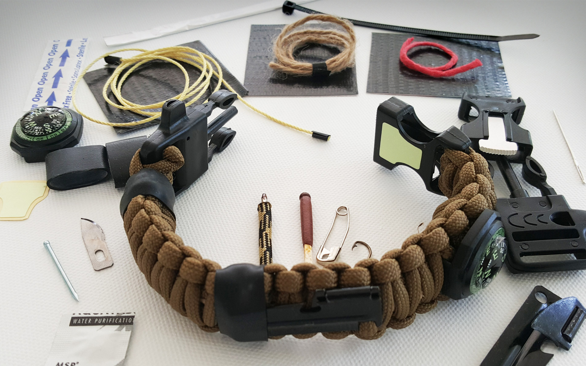 Bug Out Bracelet