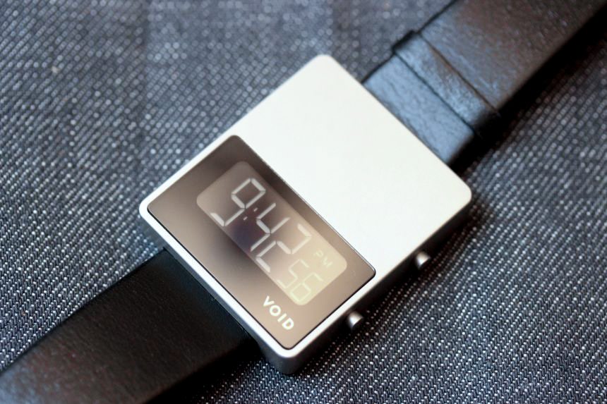 Void V01 MKII Digital Watch