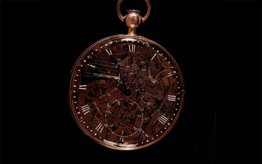 Marie Antoinette's Watch