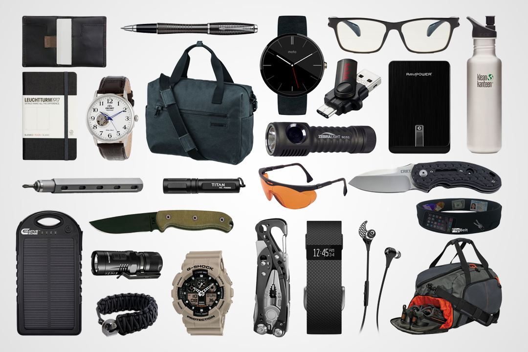 Father's Day EDC Gift Guide 2015