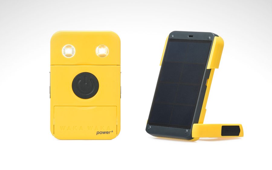 Waka Waka Power+ Portable Solar Charger