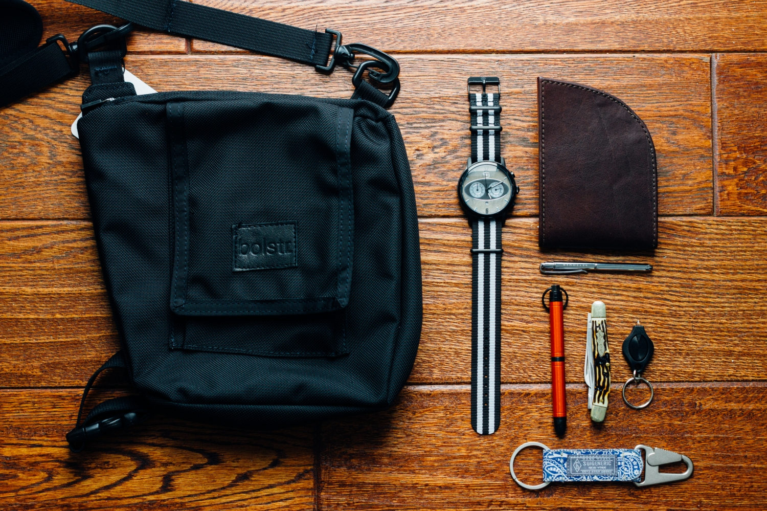 Giveaway: Urban Carry Bag Essentials