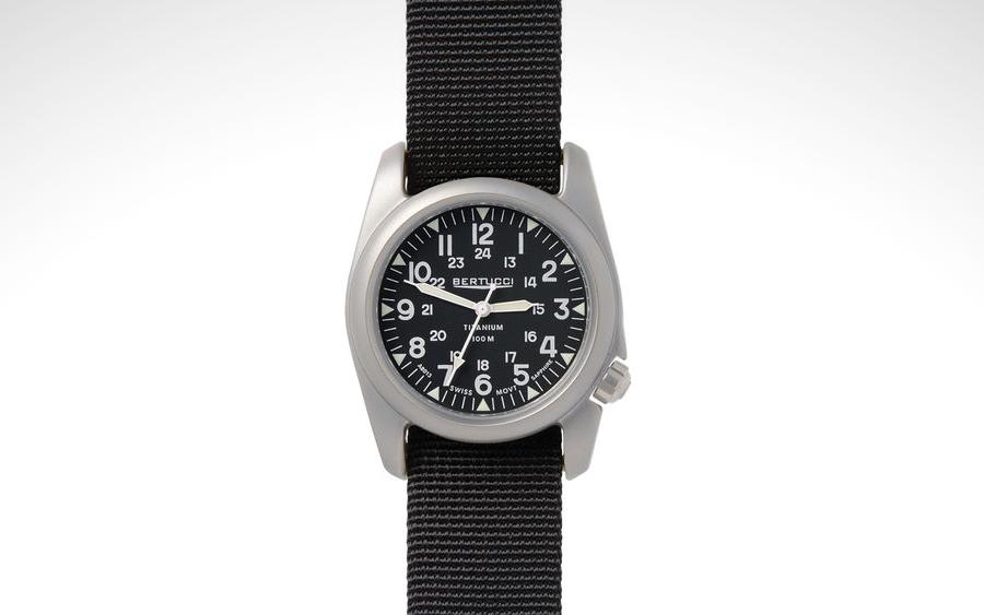 Bertucci A-2T Vintage Titanium Watch