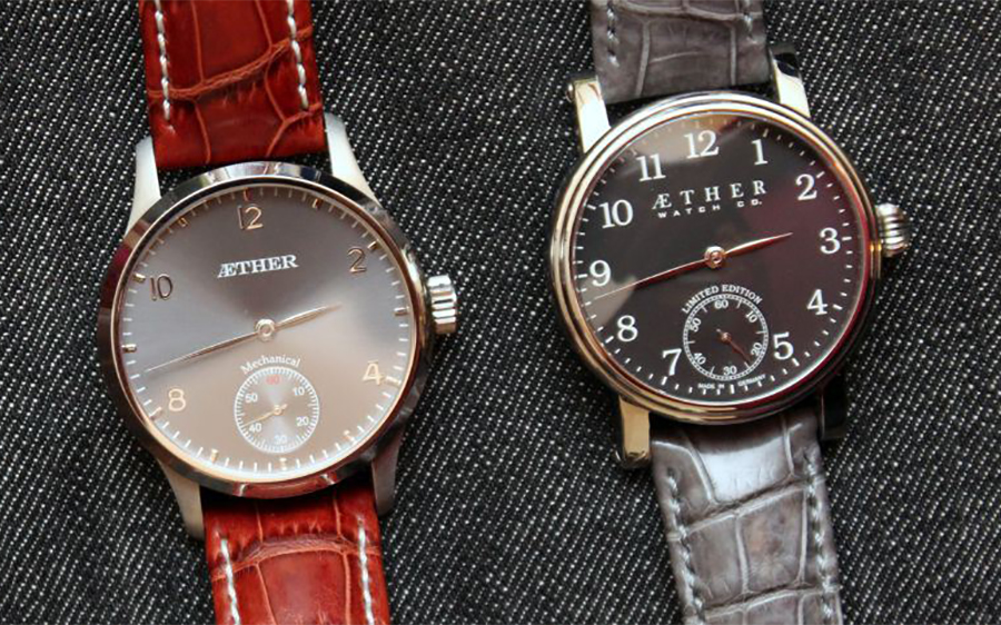 Aether Watch Co. AE01 Review