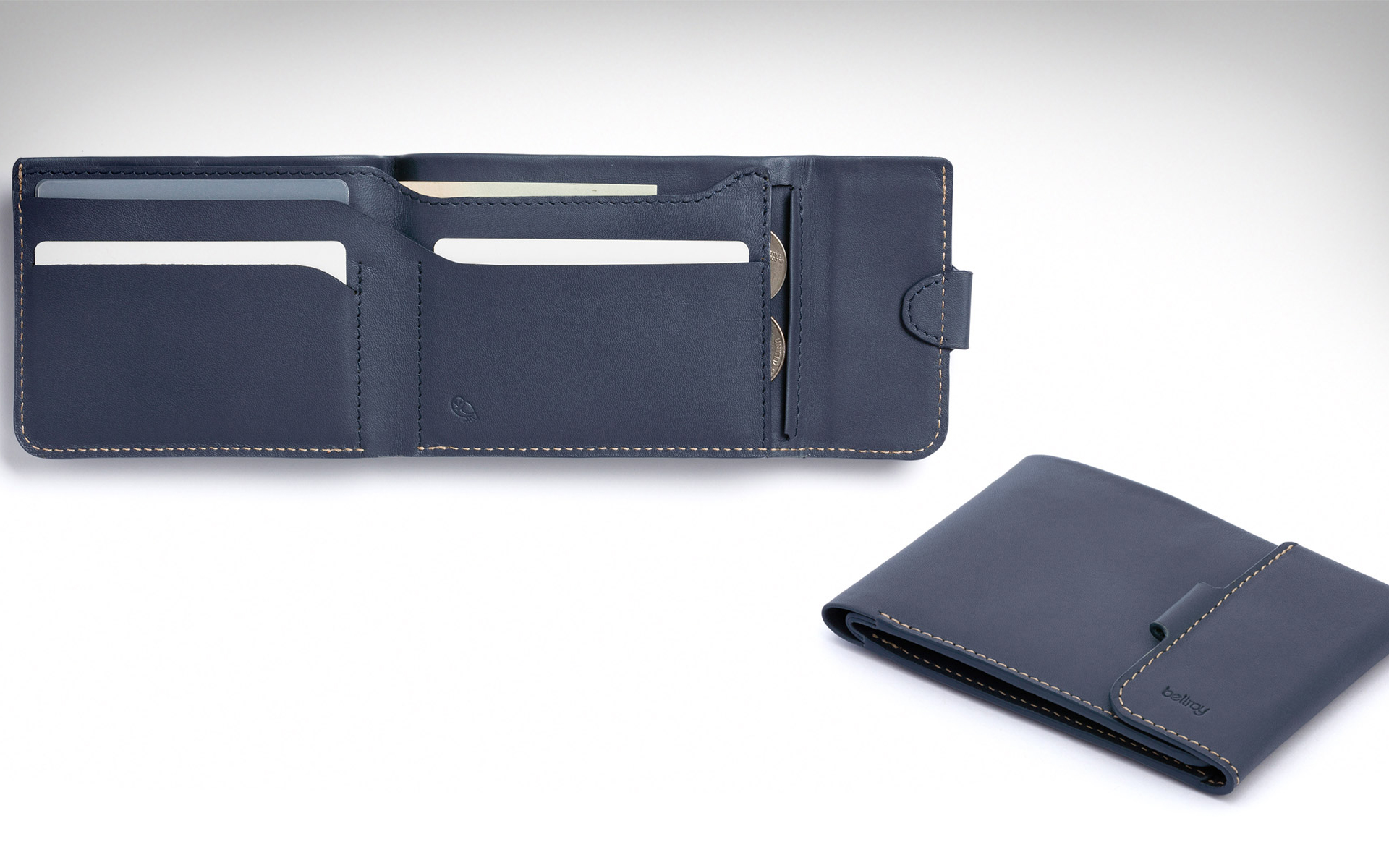 Bellroy Coin Fold