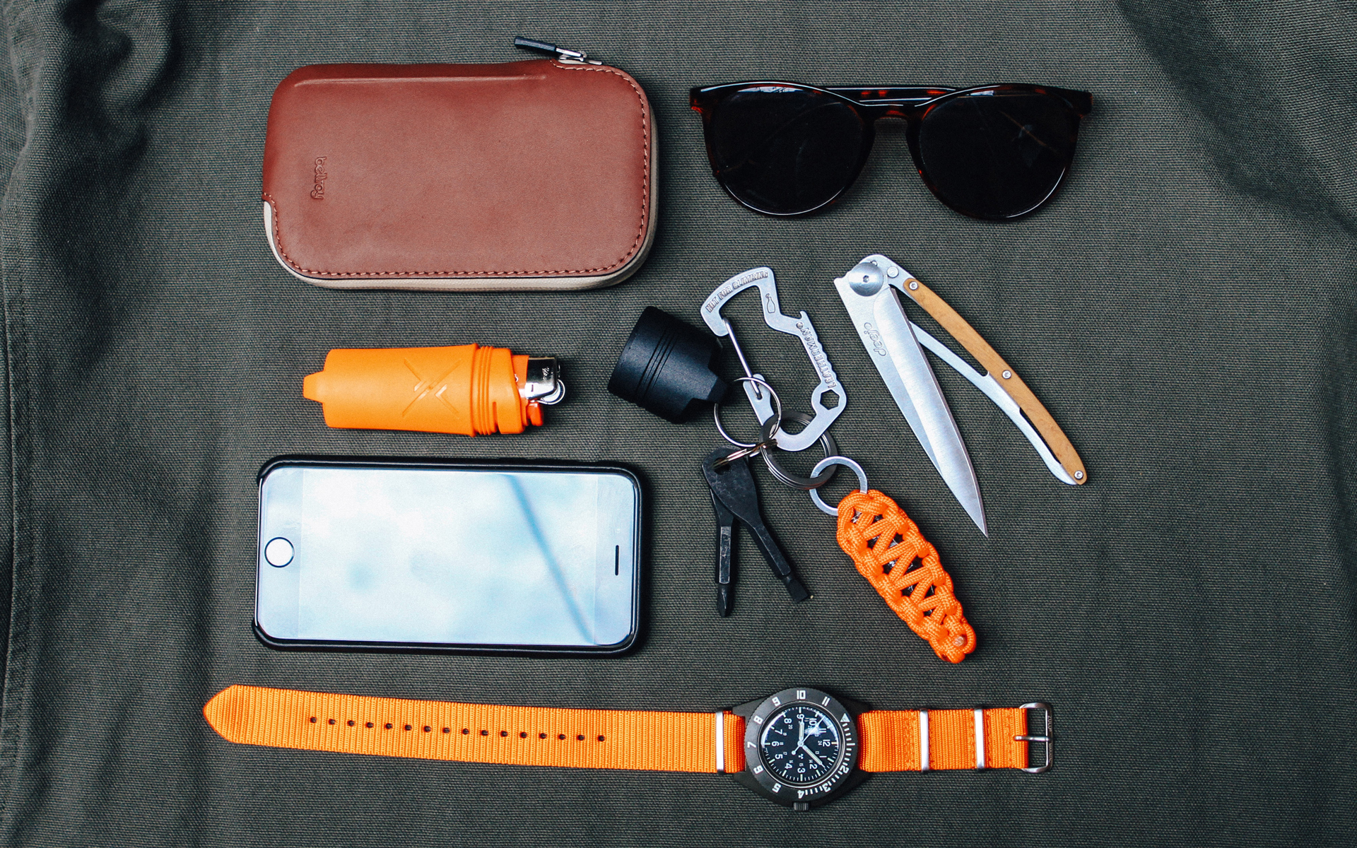 Minimal Outdoors Essentials
