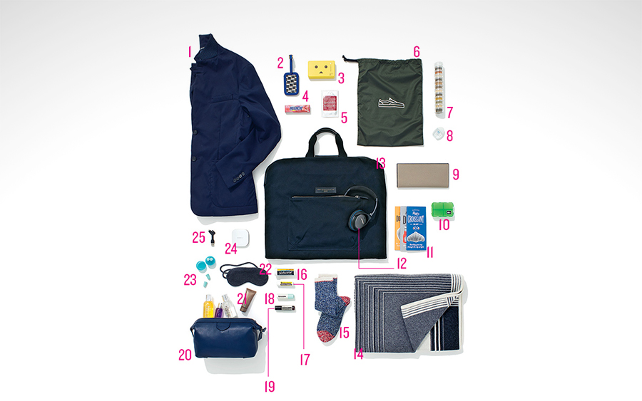 25 Essential Travel Accessories for the Frequent Flyer
