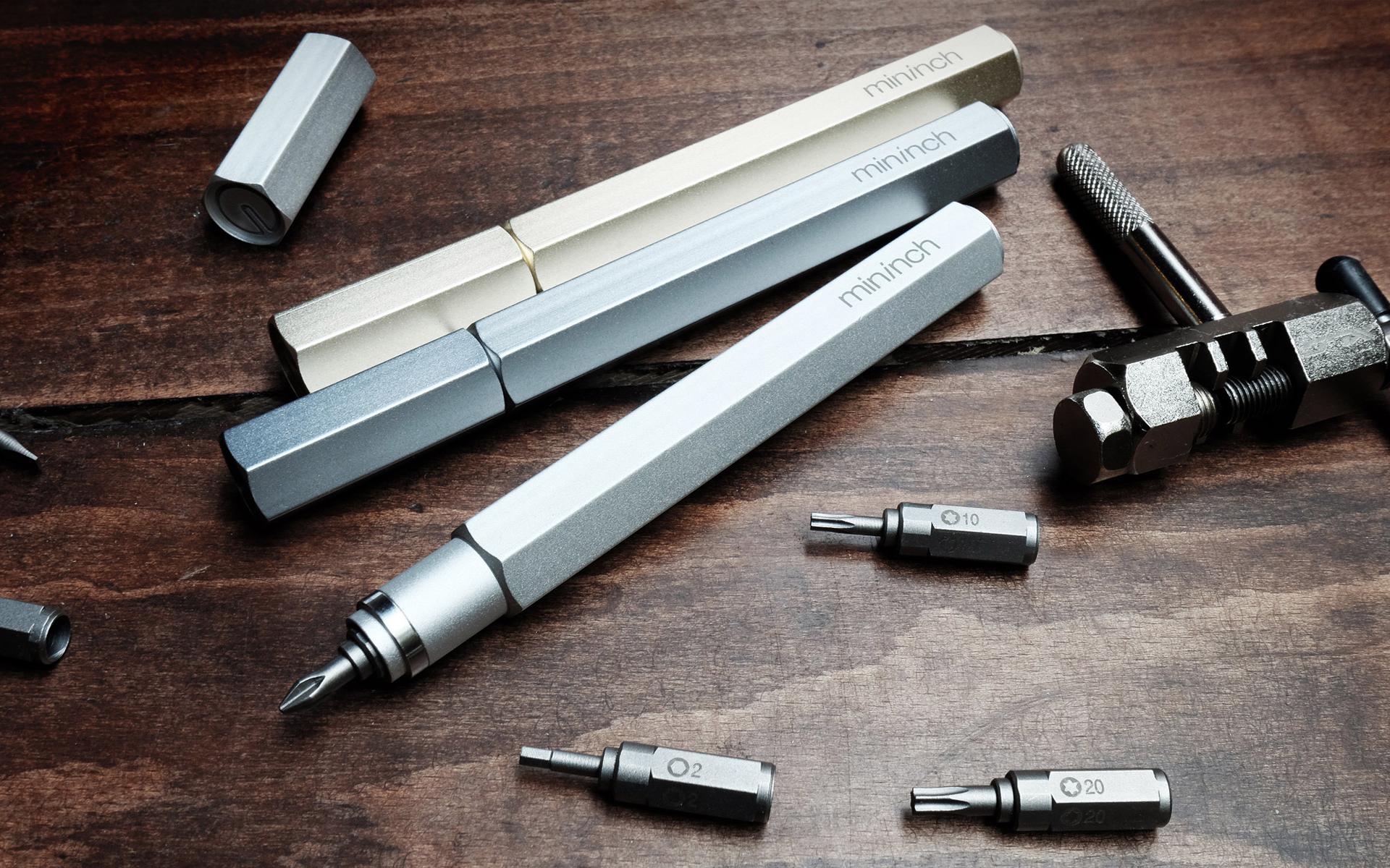 Mininch Tool Pen Kit