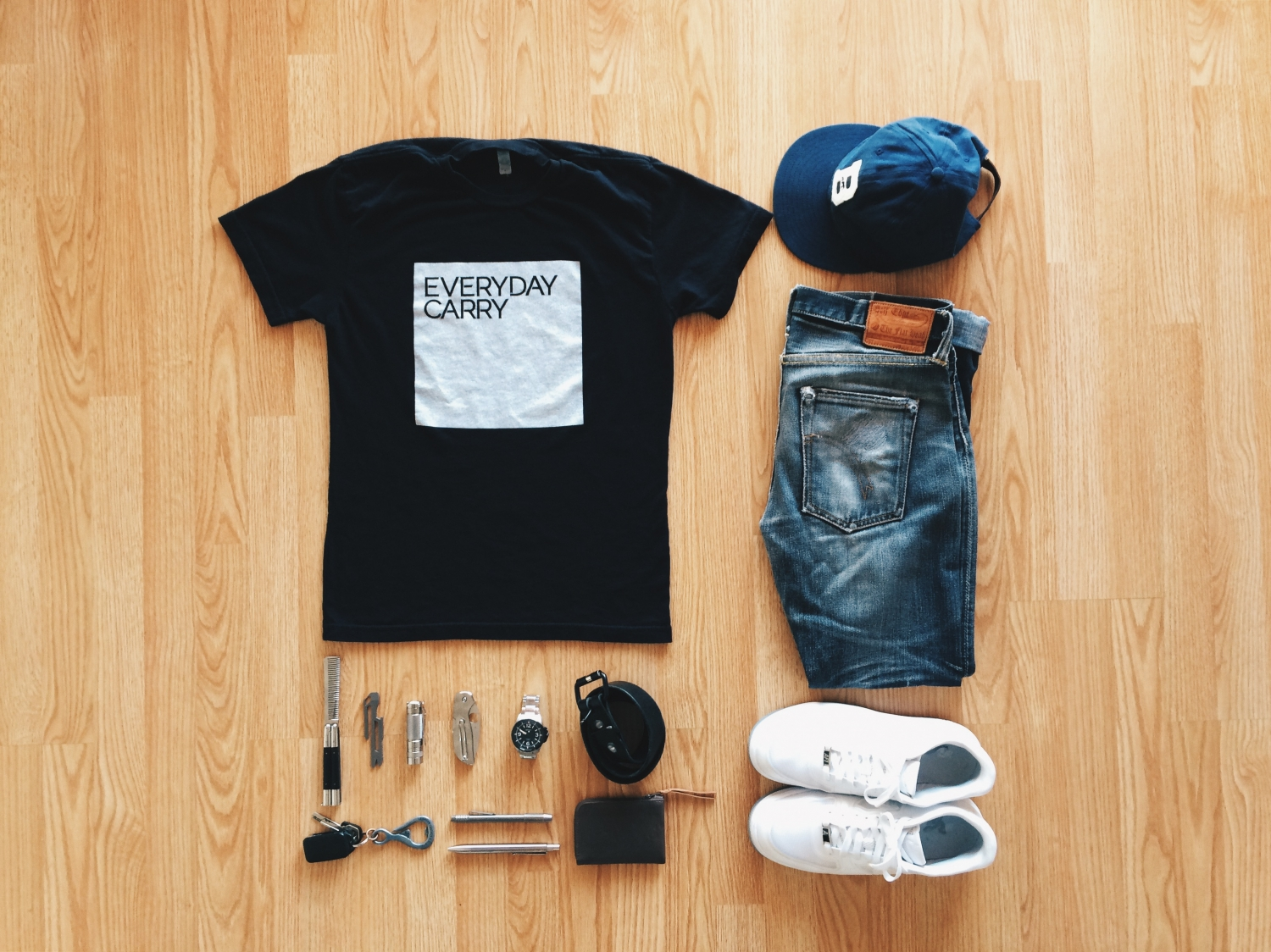 Updated Everyday Carry T-Shirts