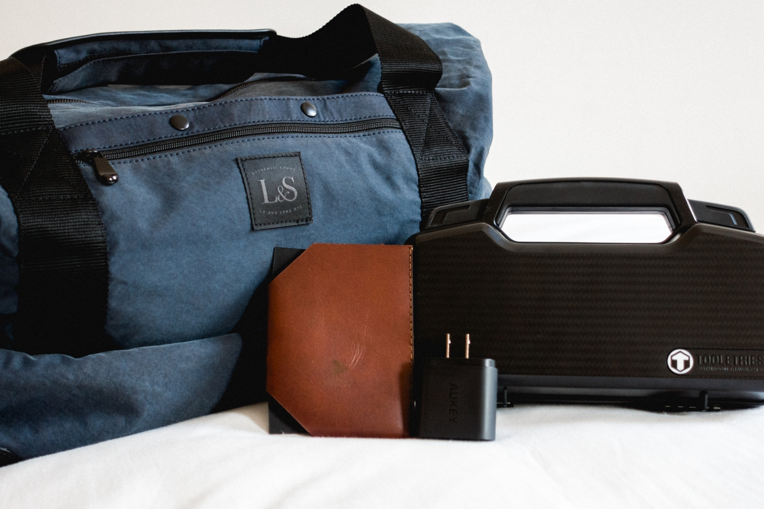 Giveaway: Weekender Travel Essentials