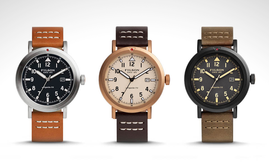 Filson Scout Watches
