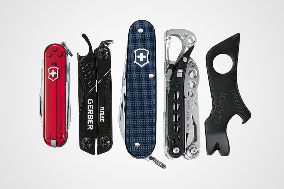 The 5 Best Pocket Multitools for EDC
