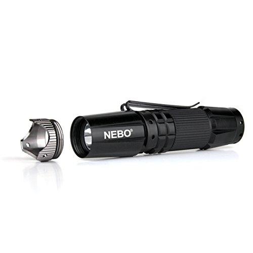 Review LED Flashlight Nebo CSI Edge 90-EDC