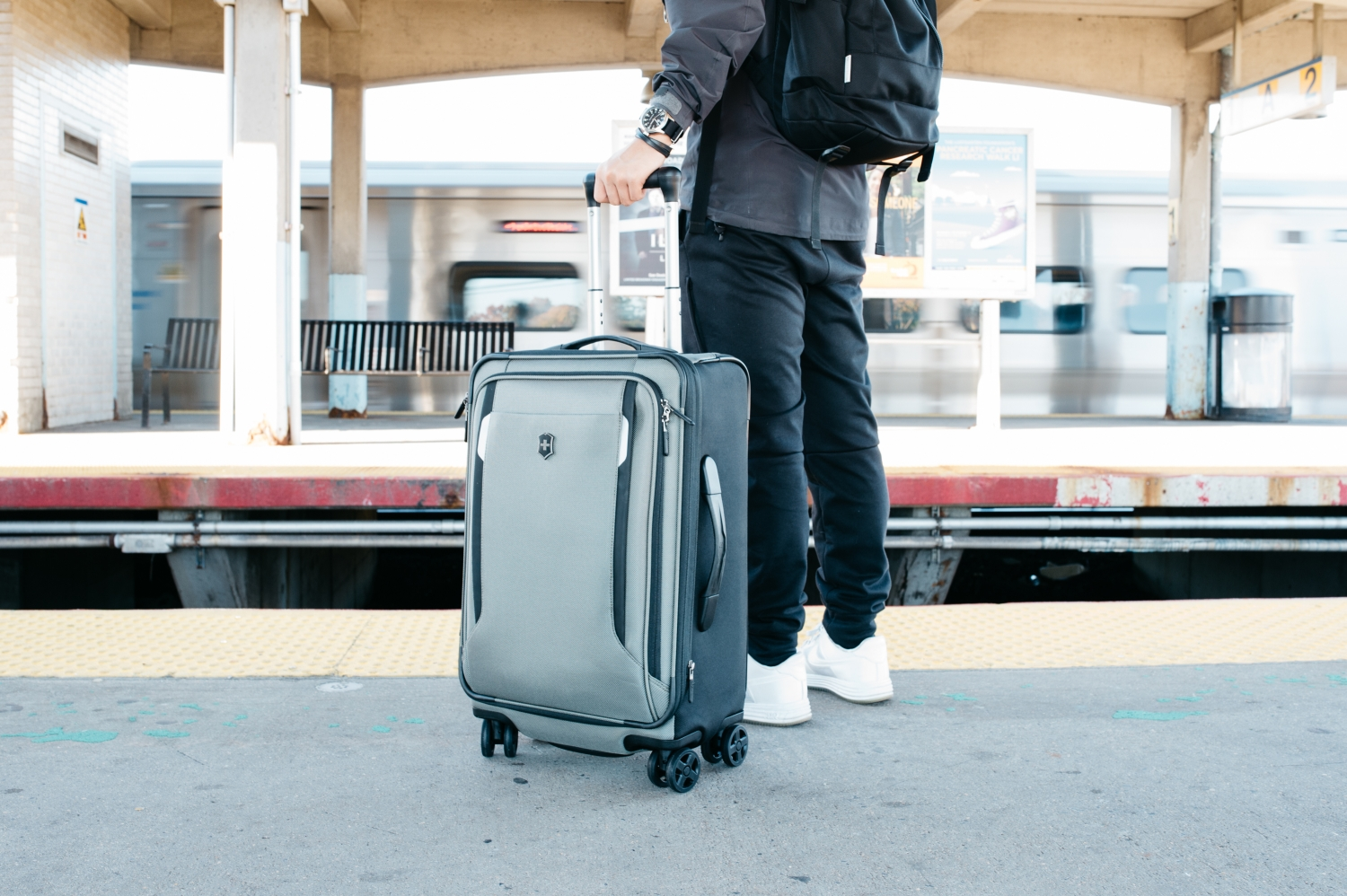 View the Victorinox Werks Traveler 5.0 series for more efficient suitcases and bags to pack your most important essentials your way.