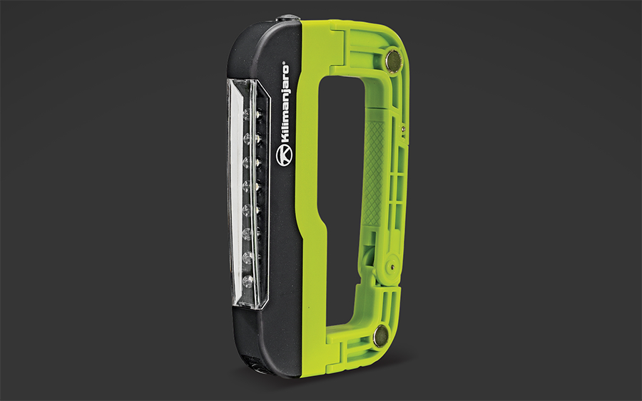 Kilimanjaro LED Carabiner Light
