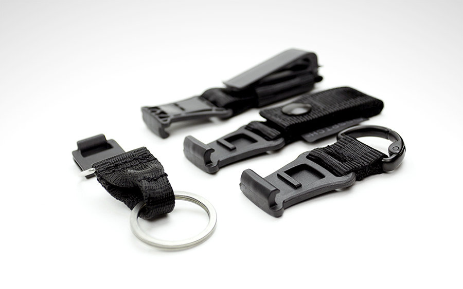 DSPTCH Fidlock Key Chain Set